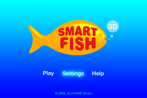 SmartFish3D_main_menu